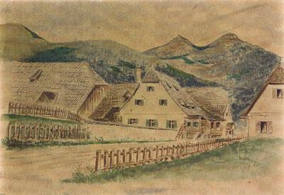 Der Retteneggerhof - ein traditionsreiches Gasthaus - Pension - Rettenegg - Gemütlichkeit und Qualität im Wirtshaus.